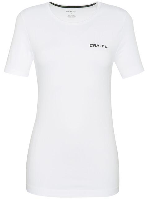 Craft W's Active Comfort RN SS Shirt White